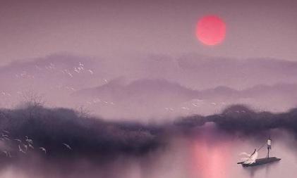 关于暮色的诗词 谁有关于落日或是暮色的古诗词啊