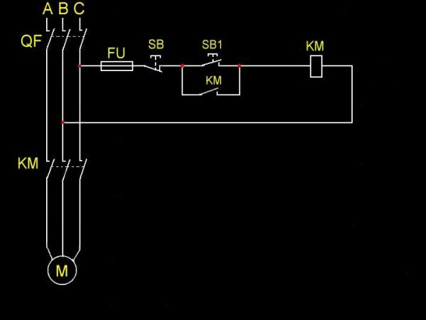 空气开关符号_空气开关在电路图中的图号用什么表示_百度知道