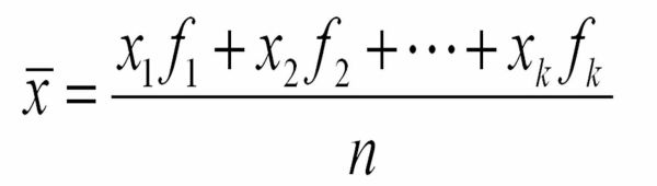 【加权平均】算术平均和加权平均的区别?