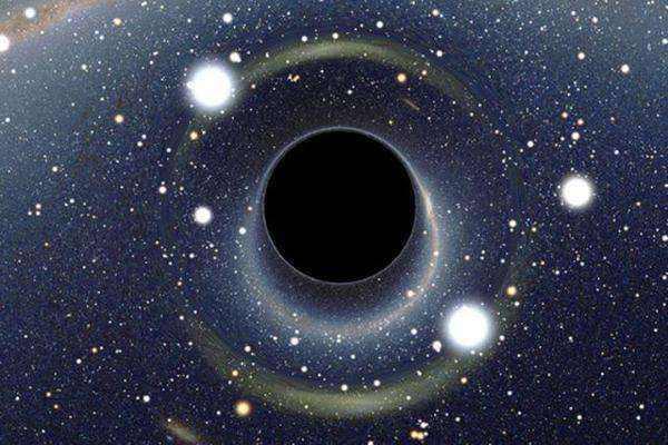 如果黑洞遇见白洞,会发生什么?