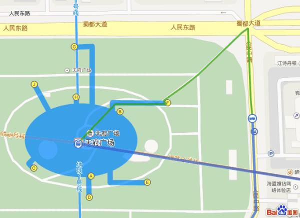 成都双流机场1号线_从成都双流机场坐什么车能到春熙路?出来后在哪里坐?详细 ...