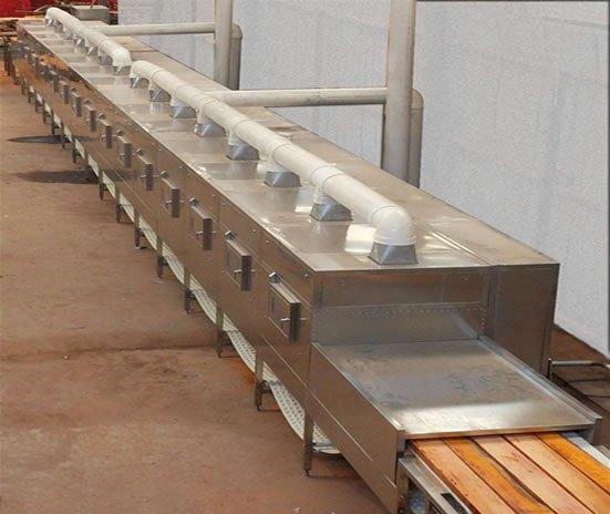 隧道烘干机_式隧道烘干机特氟龙网带隧道烘干炉