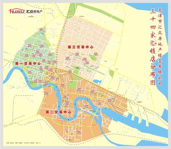 天津开发区地图_求塘沽和开发区的小区分布图 谢谢了_百度知道