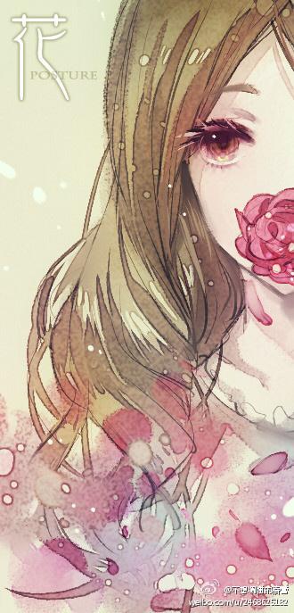 要女生伤心流泪的动漫图片,不流泪也可以,但要伤感的