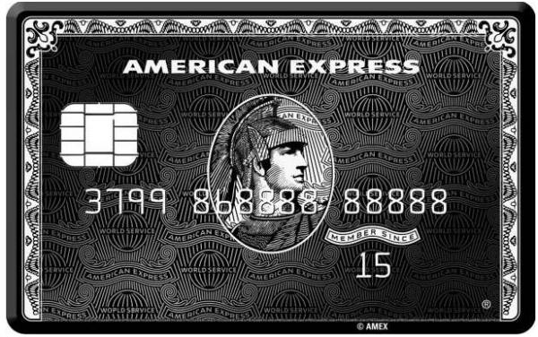 【美国运通黑卡】昨天银行说要给我姐一张卡说是运通黑卡谁知道这卡这么用呢?