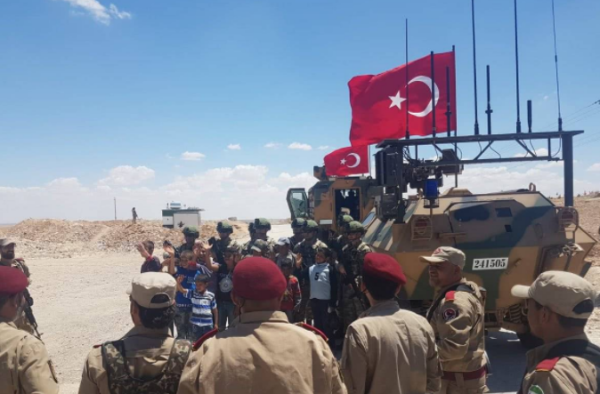 土耳其 �事行��,埃��多安表示土耳其��U大在�⒗���的�事行�哟�