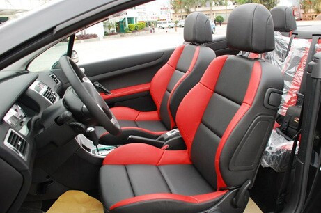 汽车座椅改装_汽车改装真皮座椅有什么款式风格流行的呢?_百度知道