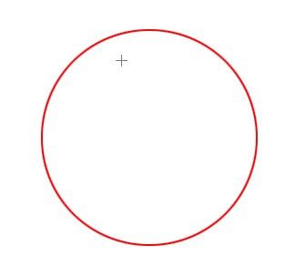 photoshop怎么用画笔画圆