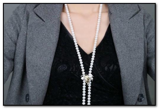 珍珠项链的作用与好处都有哪些?