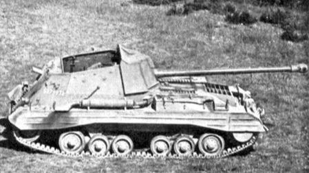 """打完黑枪就跑真开心!趣谈二战英国""""弓箭手""""自行反坦克炮"""