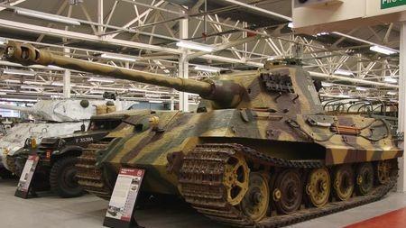 想俘虏德国虎式坦克?一辆就要拿五辆英国重坦和16个坦克兵去换