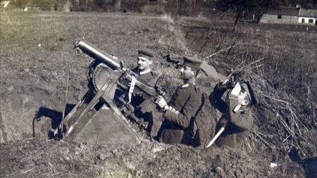 """马克沁重机枪为何被称为""""死神收割机""""?"""