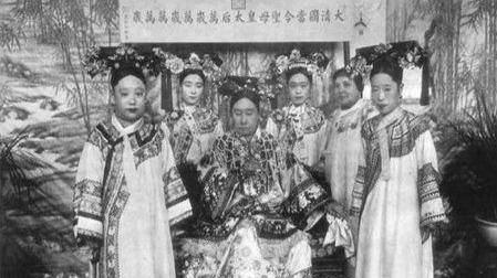 历史上存在感很低的隆裕太后,对中国版图贡献却非常巨大