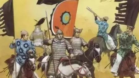 历朝自国门以外皆分裂于方镇?#32771;?#36848;唐代府兵与禁卫军的衰败的头图