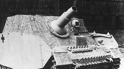 让盟军不理解:二战德军坦克上为何有奇怪的几何体褶皱?的头图
