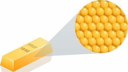 科学角度解?#20572;?#20026;什么黄金才是真正的硬通货?的头图