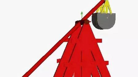 为何象棋里的炮要隔山打?说说中国古代的砲与投石机的头图