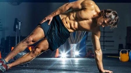 管用!塑造六块腹肌的四个方法!