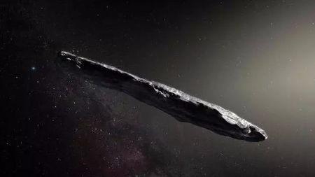 还记得那个闯入太阳系的不明天体吗,科学家观测到它像个茄子!