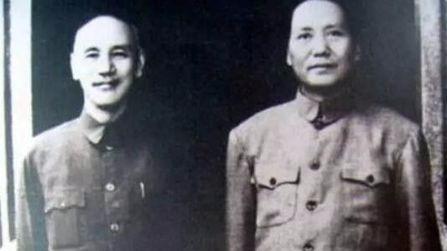 朝鲜战争后,蒋介石如此评价毛泽东!