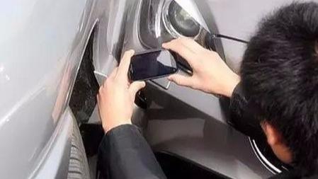 保险定损员提示:事故后,最好要这样拍照取证!的头图