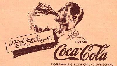 芬达饮料里竟有希特勒的味道?揭秘可口可乐公司二战内斗分裂史