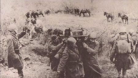 一名在希腊被暴打的意大利将军却和苏军一起攻进柏林?