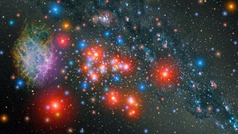 为什么天文学的最大问题是数据太多?的头图