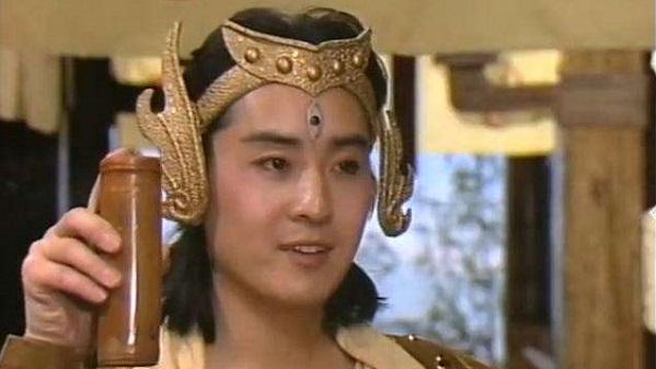 杨戬的身世来由之,杨戬老爹是谁?的头图