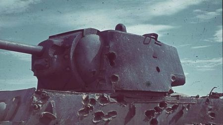 以寡敌众被击中156次:二战苏军坦克王牌