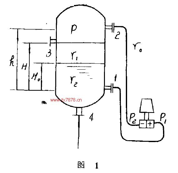 差压变送器的基本原理_差压变送器安装现场图