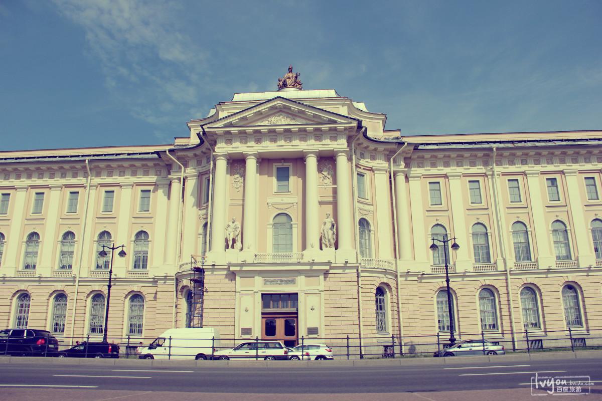 莫斯科 圣彼得堡旅游攻略图片28