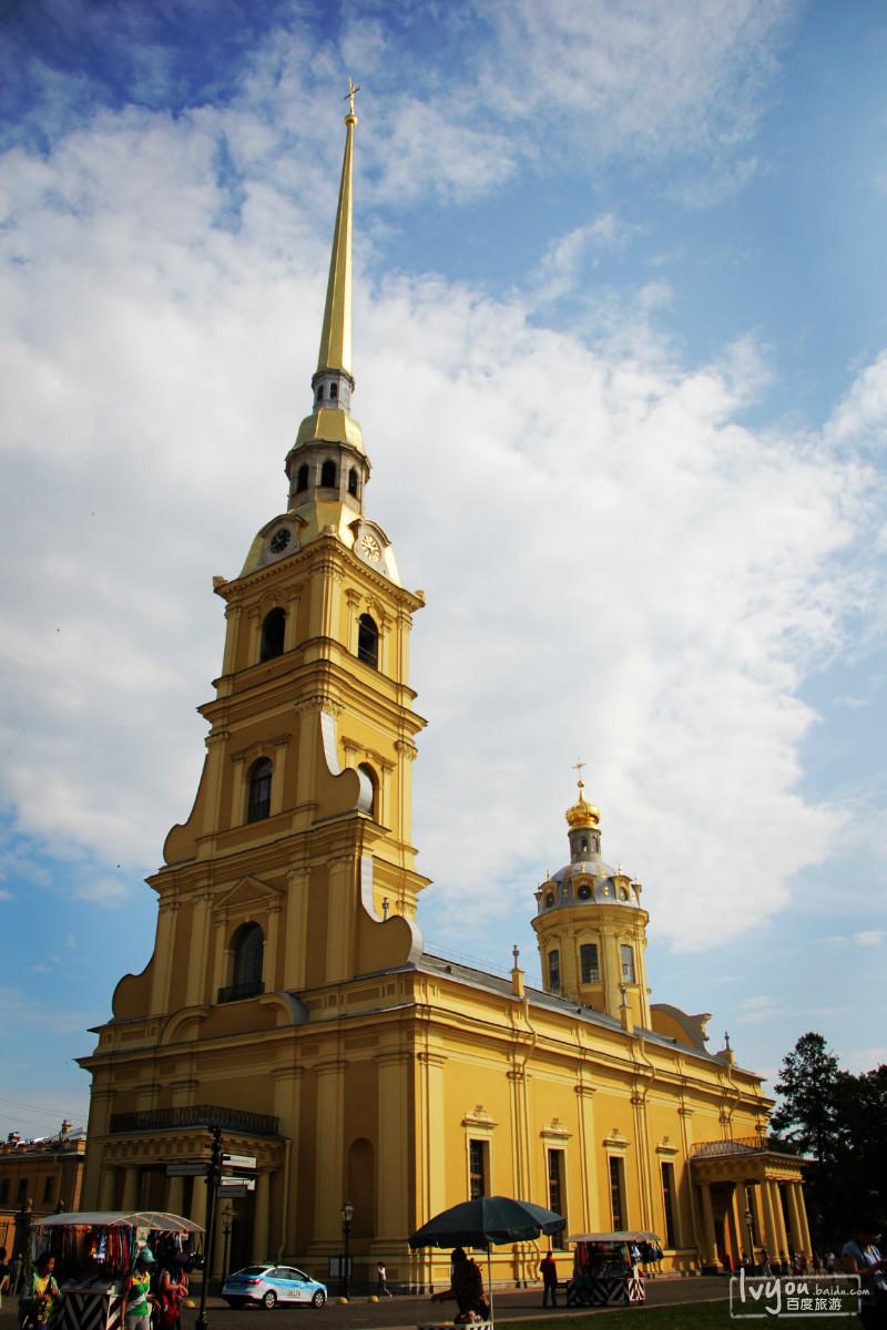 莫斯科 圣彼得堡旅游攻略图片25