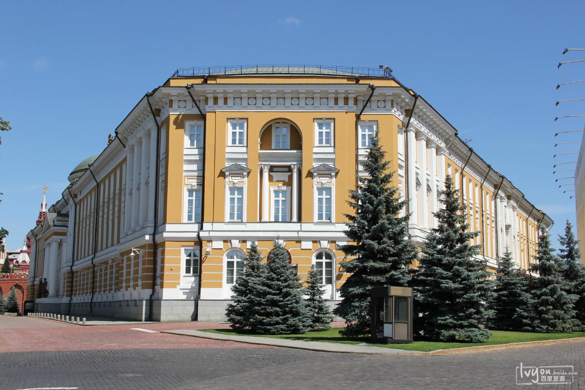 莫斯科 圣彼得堡旅游攻略图片61
