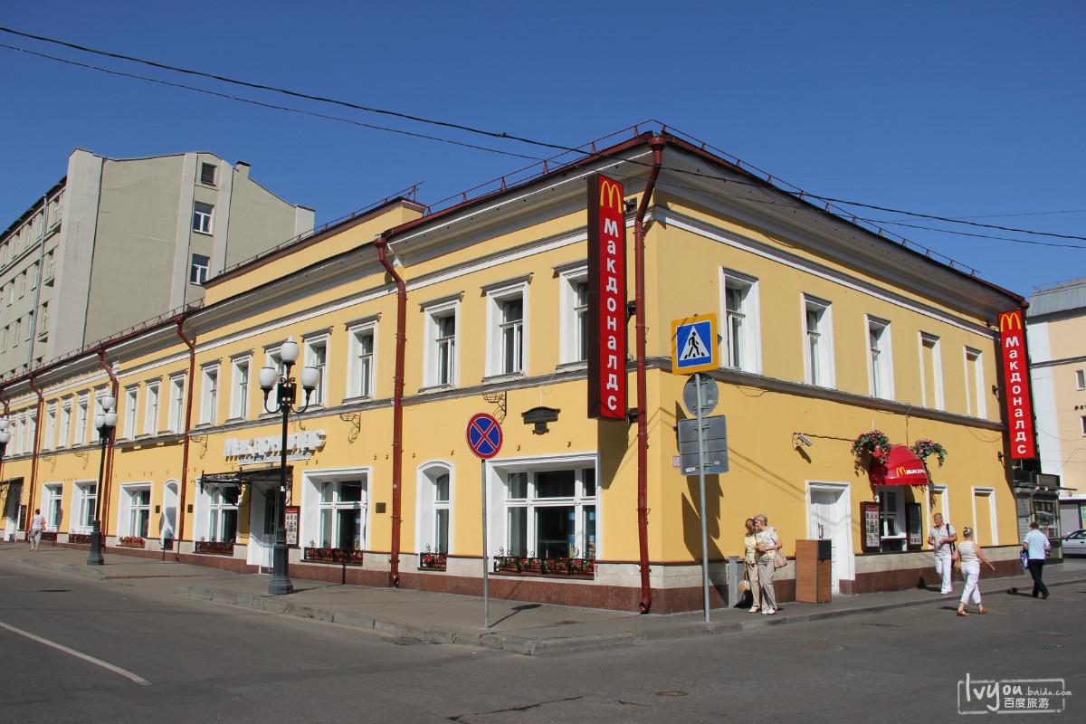 莫斯科 圣彼得堡旅游攻略图片78
