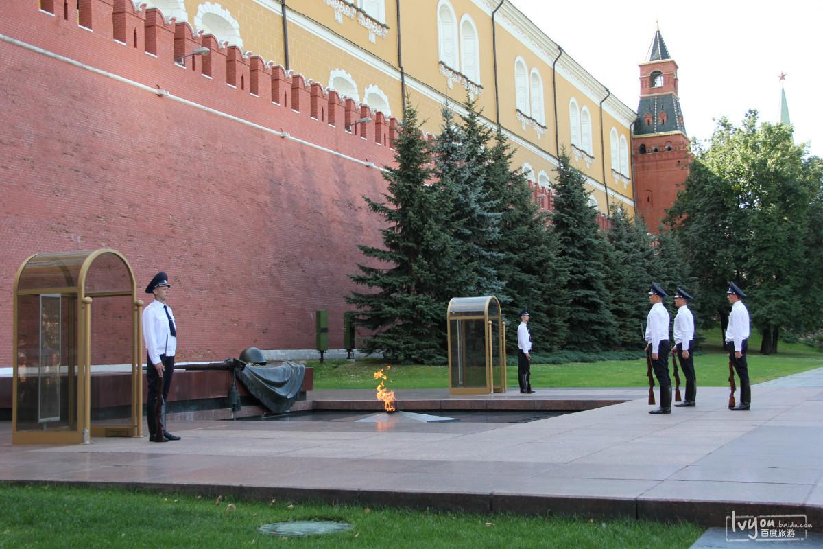 莫斯科 圣彼得堡旅游攻略图片58