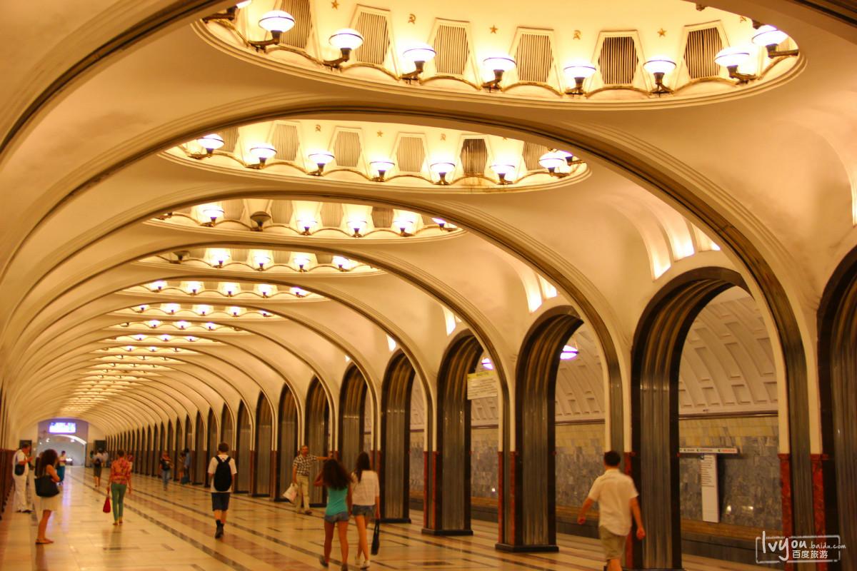 莫斯科 圣彼得堡旅游攻略图片84