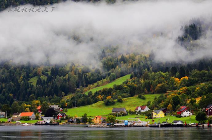 最美的風景在路上--挪威8日自由行實用攻