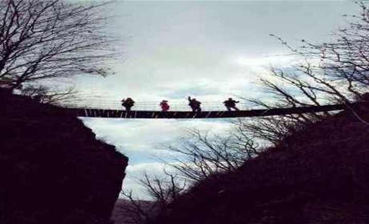 哈尔滨香炉山一日游【.