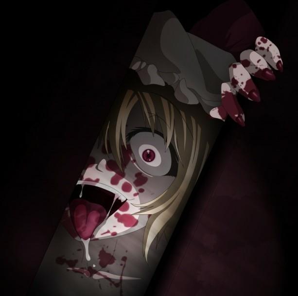 死亡头像_求 绝望 血腥 死亡 的动漫图片,最好可以做头像