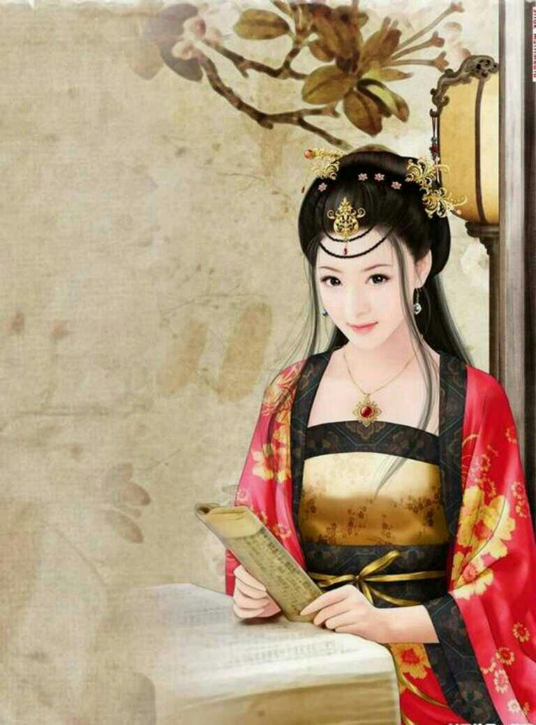 古装美女丹青_求一些古代的女子图片(丹青)不要真人的_百度知道