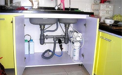 净水方法_净水器怎么安装,净水器的安装方法_百度知道
