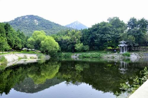 曲阜石門山風景區的風味特產