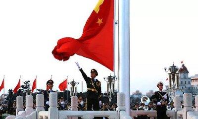 每个国家的升旗时间都一样吗?