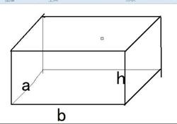 长方形的侧面积公式_长方体,形的面积公式是多少?_百度知道