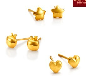 戴弯钩耳钉的技巧_黄金耳钉,后面是耳针带托的好,还是弯钩的好?_百度知道