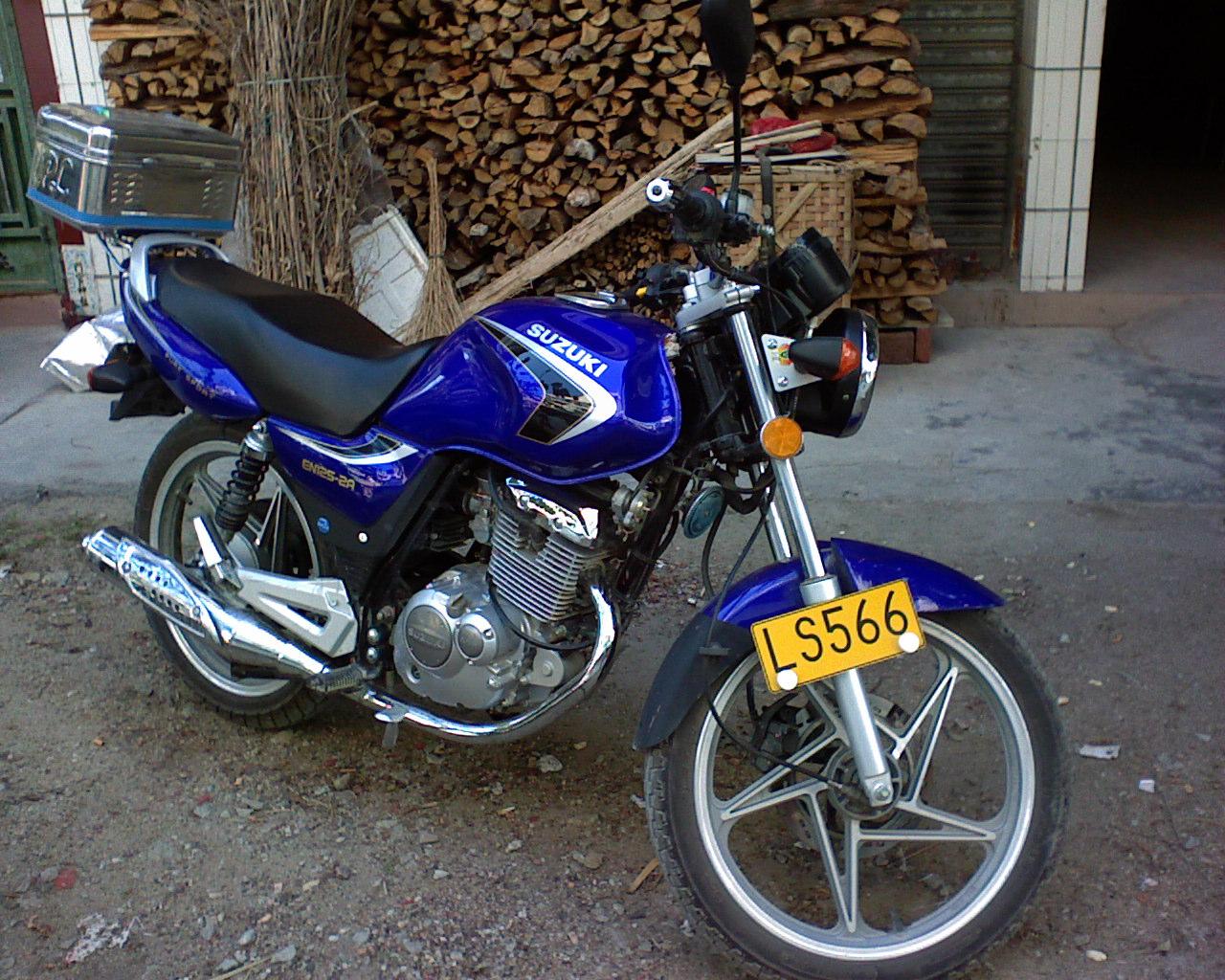 铃木gsx125怎么样_关于轻骑铃木GSX125的问题_百度知道