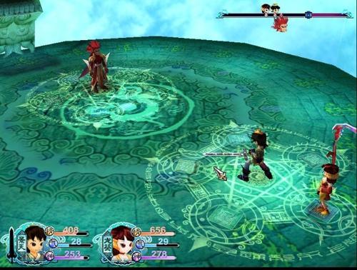 仙剑4人物仙术分配_仙剑三的双属性仙术怎么出来啊/_百度知道