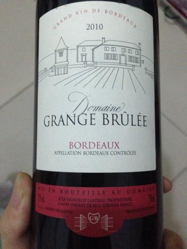 法国格郎日布雷干红葡萄酒价格