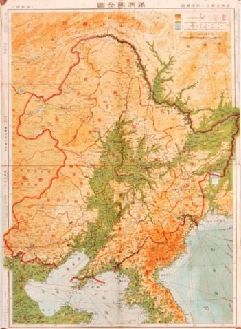 遼西的行政區域圖片
